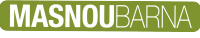 MasnouBarna Logo Name